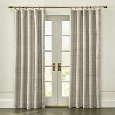 Curtain Panels Curtain Panels And Window Coverings Crate And Barrel