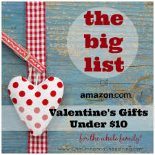 valentine u0027s gifts under 10 for the whole family cha ching on a