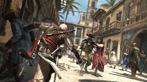 Flag Im Assassin U0027s Creed 4 Black Flag Die Spielwelt Im Zeitraffer