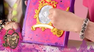 Ever After High Dolls Where To Buy Secret Hearts Diary Instructional Video Ever After High Youtube