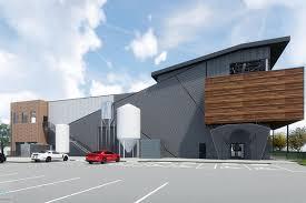 three story building buffalo bayou brewing company is building a 14 million three story