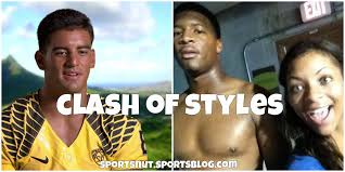 Jameis Winston Memes - sportsblog sports nut jameis winston vs marcus mariota who
