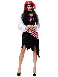 Pirates Caribbean Halloween Costume Halloween Pirate Costumes Cosplay Pirates Caribbean Dress