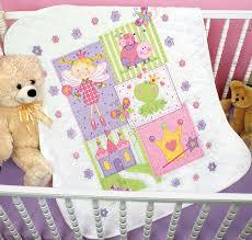 crossstitch baby blankets cross stitch kit 34 x43 item