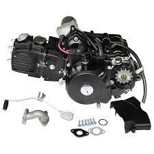 110cc 4 stroke 3 speed auto with reverse engine motor for atv