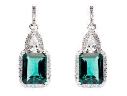 emerald green earrings emerald green earrings