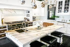 calacatta gold borghini extra marble kitchen aria stone gallery