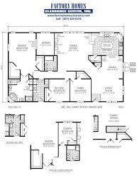 Clayton Manufactured Homes Floor Plans Best 25 Triple Wide Mobile Homes Ideas On Pinterest Double Wide