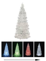 led tabletop tree lights decoration