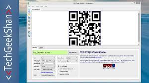 generate qr code offline windows application youtube