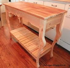 a sofa table made from re cycled wood hometalk