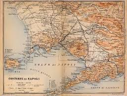 Map Of Pompeii Italy by Maps Bay Of Naples