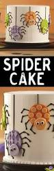 Easy Halloween Cake Decorating Ideas Best 10 Spider Cake Ideas On Pinterest Halloween Cakes