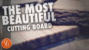 how to make the most beautiful cutting board from sweet gum youtube how to make the most beautiful cutting board from sweet gum