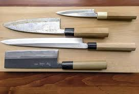 types of japanese kitchen knives knifes for time users of japanese knives japanese kitchen