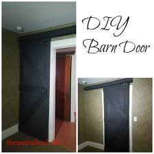 Salvaged Barn Doors by Diy Barn Door U2022 The Rural Redhead
