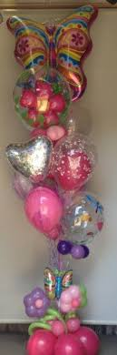 balloon delivery oakland ca 101 best balloon bouquets images on confetti balloons