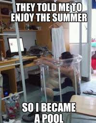 Stay Cool Meme - funny ways to stay cool this summer 15