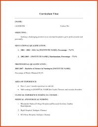 Sample Resume Without Work Experience by Resume Examples For Students With No Work Experience Pdf Templates