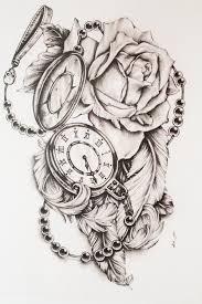 best 25 pocket watch tattoos ideas on pinterest watch tattoos