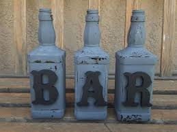 bar decor decorated jack daniels bottles bar decor decorated bottles jack