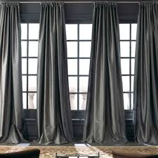 Dusty Curtains Silk Curtains But In Dusty Colour The Single Curtain