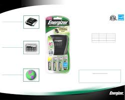 energizer battery charger chdc8 user guide manualsonline com