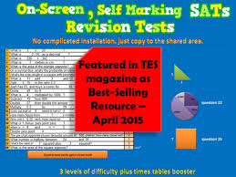 2016 sats maths revision quiz by hwal1987 teaching resources tes