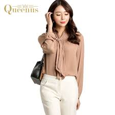business casual blouses queenus top sleeve business casual shirts lace up
