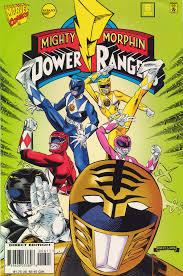 mighty morphin power rangers 12 mighty morphin power