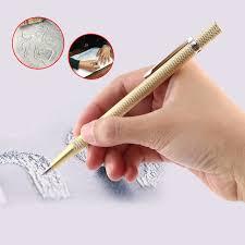 ceramic engraving portable scriber alloy pocket scriber glass ceramic engraver