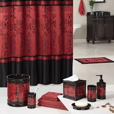 Red And Black Bathroom Ideas Colors Red And Black Bathroom Decor U2013 Decoration