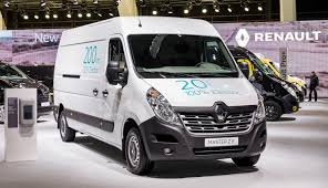 renault vans renault expands its lineup of all electric commercial vehicles