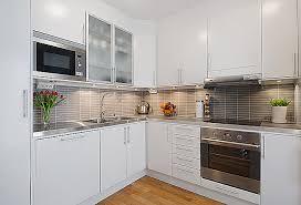 Simple Modern White Kitchen Cabinets - White kitchen cabinets