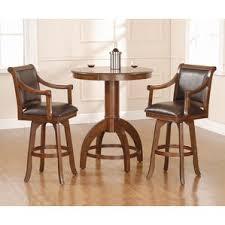 Kitchen Bar Table Sets by Distressed Finish Pub Tables U0026 Bistro Sets You U0027ll Love Wayfair