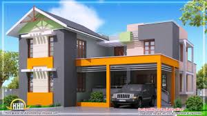 House Design In 2000 Square Feet Kerala Style House Plans Below 2000 Sq Ft Youtube
