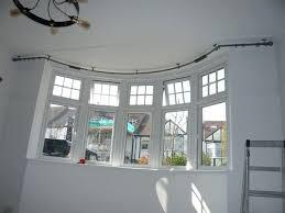 Rods For Bay Windows Ideas Bay Window Curtain Rods Coffee Bay Window Curtain Rod Large Bay