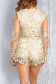 solaris style gold lace set from new jersey by la boutique de bon