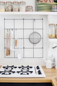 furniture home diy wire rack cooking supply storage hack corirae