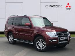 mitsubishi pajero old model used mitsubishi shogun 3 2 di dc 187 sg3 5dr auto buy now pay