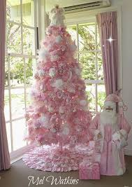pink christmas tree s home mel s pink christmas home tour