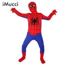 standard spiderman halloween costume for men spiderman halloween