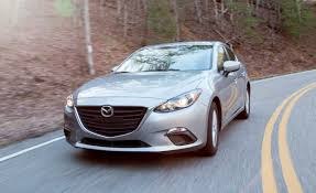 mazda sedan models list 2014 mazda 3 2 0 automatic sedan test u2013 review u2013 car and driver