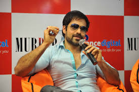 reliance digital home theater actor emraan hashmi enthralls the audience at newly launched