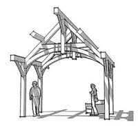 timber frame design using google sketchup download heartwood school sketchup for timber framers course