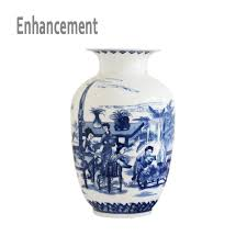 Blue Flower Vases Compare Prices On Flower Vases Designs Online Shopping Buy Low