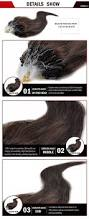 How To Care For Hair Extensions With Micro Rings by 7a 50s Brazilian Easy Micro Ring Loop Beads Remy Hair Extensions
