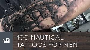 100 nautical tattoos for