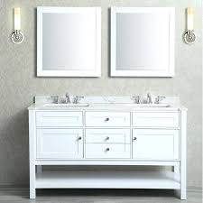 60 inch white bathroom vanity double sink 60 inch bathroom vanity