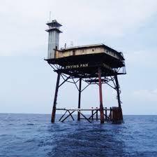 Bed And Breakfast Southport Nc Frying Pan Shoals Tower To Be B U0026b Oak Island Nc North Carolina